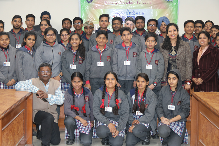 Jigyasa Harnessing Young Minds 2019